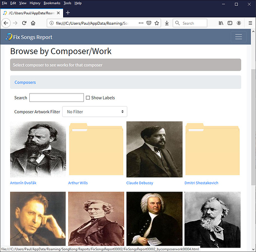 browsebycomposer